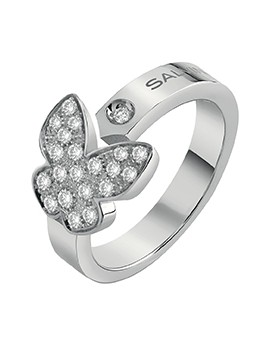 Anello I Segni Butterfly in...